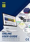 ParkerSteel Online User Guide
