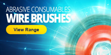 Abrasive consumables - Wire brushes - view range
