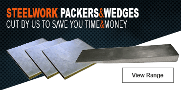 Steelwork Packers and Wedges